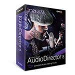 音频编辑软件 CyberLink AudioDirector Ultra v8.0.2406.0 中文破解版