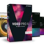 视频剪辑软件 MAGIX Video Pro X9 v15.0.5.211 破解版